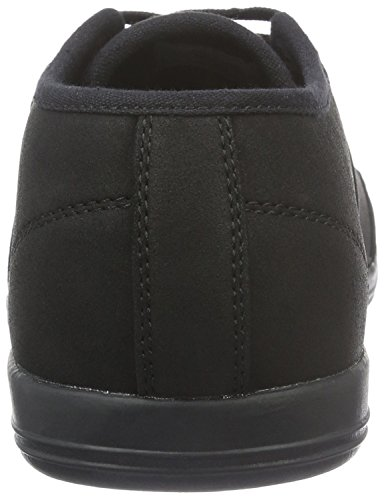 03 Mens Chevaliers Schwarz noir Bas Noir Baskets Noir top Britanniques 1wnwS6qz