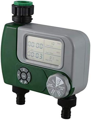 JVSISM Automatische Digitale Garten Wasser Uhr Timer Bew?Sserungs System Steuerung mit Filter Auto Timer Bew?Sserung Garten im Freien