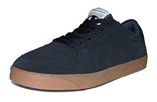 Navy gomma Sneaker Champion Uomo Venice Suede Da w8xqXzg