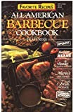 img - for All American Barbecue Cookbook book / textbook / text book