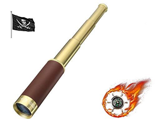 Laupha Retro Pirate Telescope
