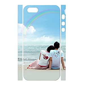 Dramatic Love Series Design Hard Phone Case Cover For Iphone 5 5s
