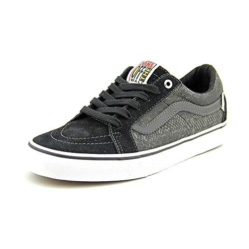 順応性非常にスラム街Vans AV Native American Low Skate Shoe – Men 's ( Python )ブラック、11.0