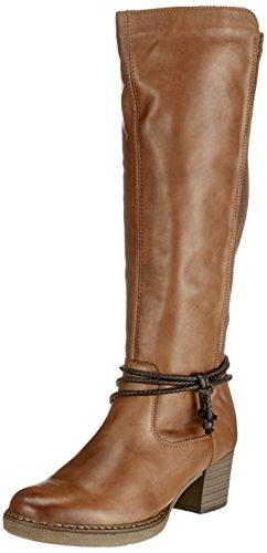 Donna Sherry Western Chestnut Remonte Remonte D8174 Chestnut D8174 Stivali Stivali Marrone WaqSzYn