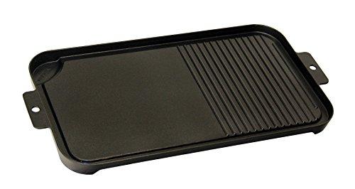 - Texsport Heavy Duty Cast Aluminum Non-Stick Griddle