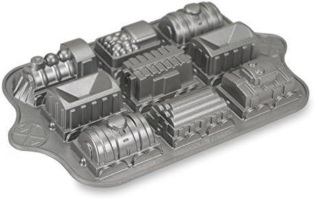 Nordic Ware Platinum Collection Train Pan