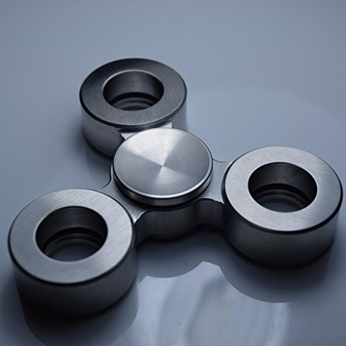 Antzy Top: The Stainless Steel Fidget Spinner on The Market by Antzy Top