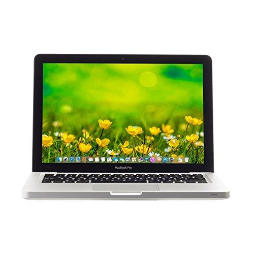 Apple MacBook Pro 13 (Mid 2012) - Core i7 2.9GHz, 8GB, 750GB HDD (Renewed)