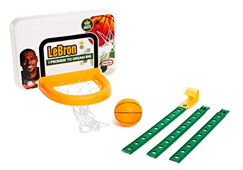 Play Foundations (Little Tikes LeBron James Family Foundation Dream Big Attach 'n Play Basketball Set)
