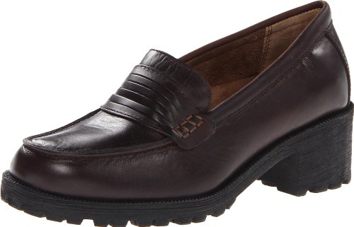 Eastland Women's Newbury Penny Loafer Brown HgNDQVAT