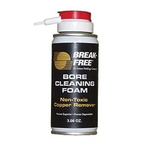 Break-Free BCF-3-1 BCF-3 Bore Cleaning Foam, 3-Ounce Non-Toxic Cop