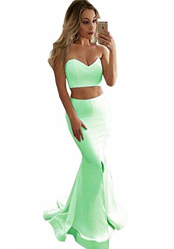 2pc prom dresses - 8