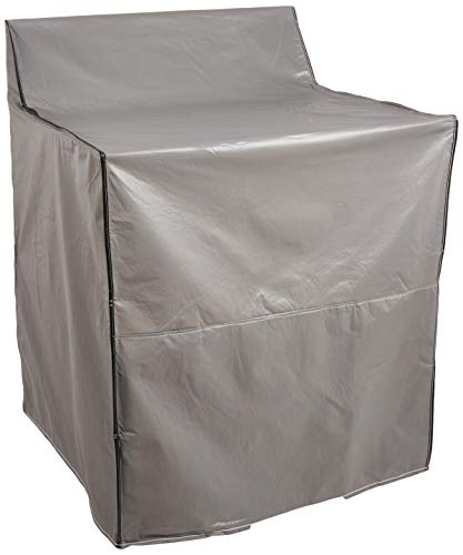 Whirlpool W10214580RP Grey Top Load Washer/Dryer Cover