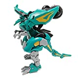 moonio Corythosaurus T-rex Dinosaurs Age Motobots Jurassic Transformer Robot Toy (Corythosaurus Motobots)