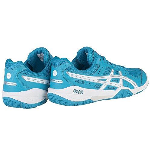 Asics Women's Squash Shoes Blue blue FjygwZ