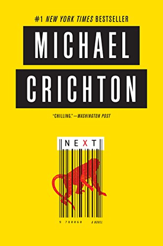 Image result for next michael crichton