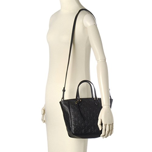 fashionable patterns latest trends superior materials Gucci Bree Guccissima Black Crossbody Leather Bag New ...