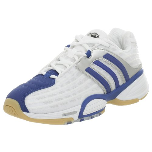 UPC 098093167199, adidas Women's Top Vuelo CC Volleyball Shoe,White/Blue/Silver,11 M