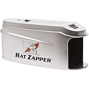 Rat Zapper Ultra Rodent Trap - No touch, No see disposal - Rat Trap RZU001-4