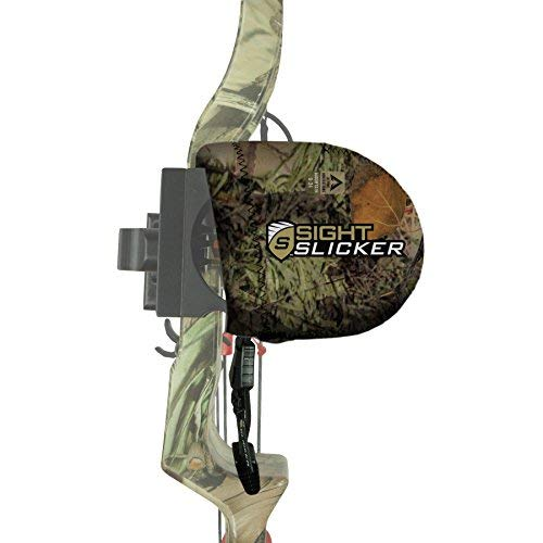 Slicker Sight Guard Crossbow Scope Housing, Waterproof Hunting Gear, Sportsman Archery Accessories, Camo Wrap - Bow Sight by Alpine Innovations (Alpine Mountain Camo)
