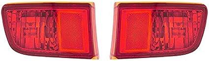 NEW LEFT REFLECTOR LIGHT FITS TOYOTA 4RUNNER 2004 2005 81590-60141 8159060141 TO1184101
