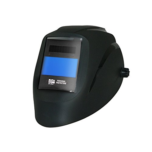 ArcOne X54V-1500 Vision Industrial Grade Welding Helmet with X54V Digital Auto-Darkening Filter, Black