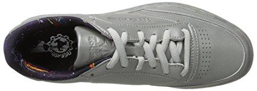 Chaussures Homme Gris De 85 Met Gymnastique Club snowygrey silver Reebok C Tdg 0X8x4nIqqB