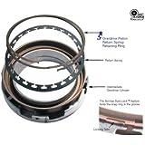 4R100 C6 Sonnax 36008D Transmission Bushing Case Rear 1 Piece 1 Groove