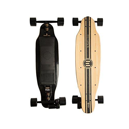 Evolve Skateboards Bamboo ONE Electric Longboard Skateboard