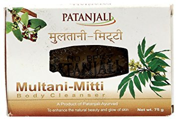 Patanjali Ojas Multani Mitti Body Cleanser, 75g (Pack of 5) 2021 June This product is enriched with multani mitti properties, for bright skin and to get rid of from skin diseases Excellent healthy products for the protection of body, skin and hair The beauty products are not only to look good but a strong medium to protect skin, making the body healthy, pure and clean