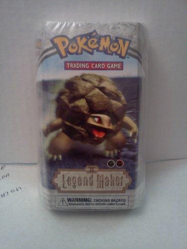 Pokemon TCG Legend Maker Groundbreaker Theme Deck 1995-2006