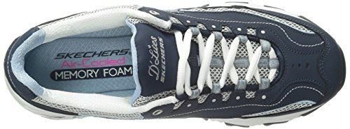 Skechers Sport Dlites Lace-up Sneaker