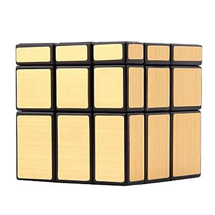 Toys & Hobbies 3x3x3 Mirror Blocks Silver Shiny Magic Cube Puzzle Brain Teaser Iq Kid Funny New Hot Puzzles & Games