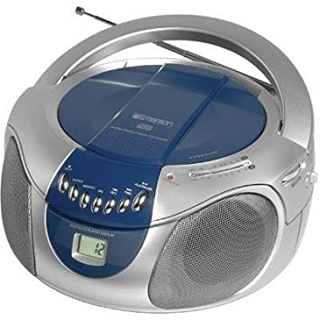 Review Emerson PD5203 Portable CD-R/RW