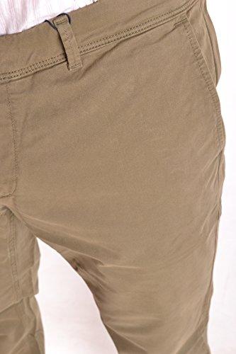 Mcbi314046o Woolrich Cotone Pantaloni Verde Uomo OppqwPEg