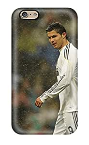 Adam L. Nguyen's Shop 4186065K14798906 Awesome Case Cover/iphone 6 Defender Case Cover(cristiano Ronaldo Real Madrid)