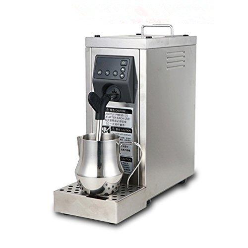 JIAWANSHUN Professional Espresso Coffee Milk Foam Machine Milk Frother Coffee Frothing Machine Milk Steamer Steam Coffee Milk Bubble Machine by JIAWANSHUN (Image #6)