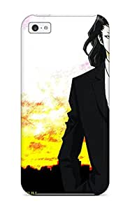 Special Skin Case Cover For Iphone 5c, Popular Bleach Phone Case