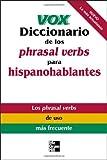 Vox Diccionario de los Phrasal Verbs para Hispanohablantes, Vox Staff, 0071440038