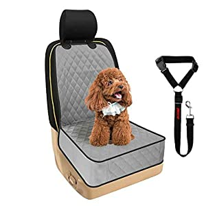 MAXTUF Car Dog Cover front seat thin 11