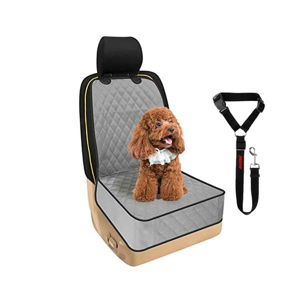 MAXTUF Car Dog Cover front seat thin 1