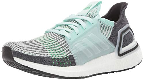 adidas Men's Ultraboost 19 Running Shoe, ice Mint/Grey, 7 M US