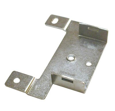 Kv Face Frame Mounting Bracket Anochrome (Single) - Cabinet And ...