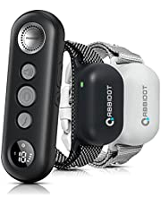 ABBIDOT Shock Collar for Dogs - Upgrade Small Size Dog Training Collar(5-120 lbs) - 3000ft Range, Quick Charging, 100% Waterproof Shock Collars for Dogs with Remote for Small, Medium and Large Dogs.