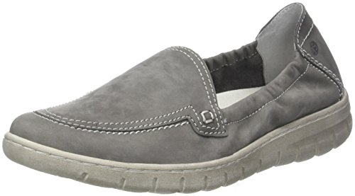 Josef Seibel Mujeres Steffi 57 Slip On Shoe Anthrazit