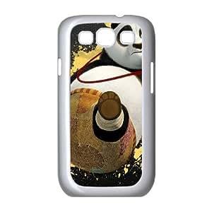 Panda Samsung Galaxy S3 9300 Cell Phone Case White JBY