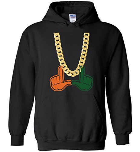 Miami Florida Turnover Chain U Hands Hoodie