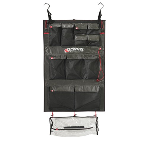Tailgaterz Hang-N-Haul Organizer, Game Day Graphite