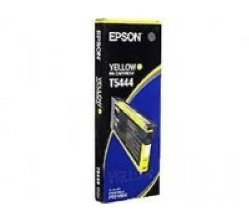 Epson UltraChrome Ink Cartridge - 220ml Yellow (T544400)