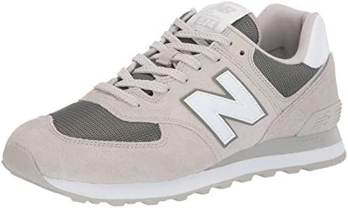 06a454cc9e6 New Balance 574, Men's Sneakers, Green, 9.5 UK (44 EU): Amazon.com